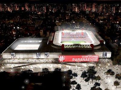 Arena terá custos reduzidos após reunião com a Fifa