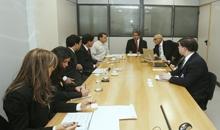 Reunião com o BNDES