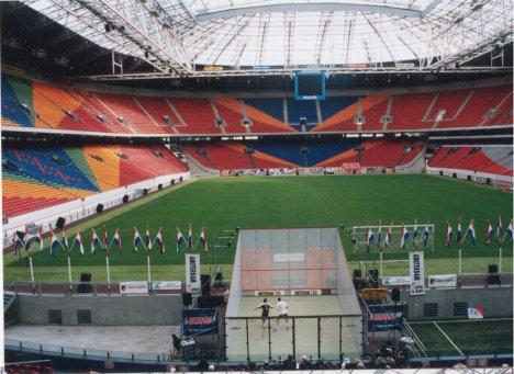 Amsterdam Arenas tem proposta para reforma do Morumbi
