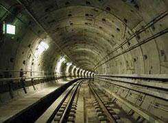 Túnel do Metrô de São Paulo